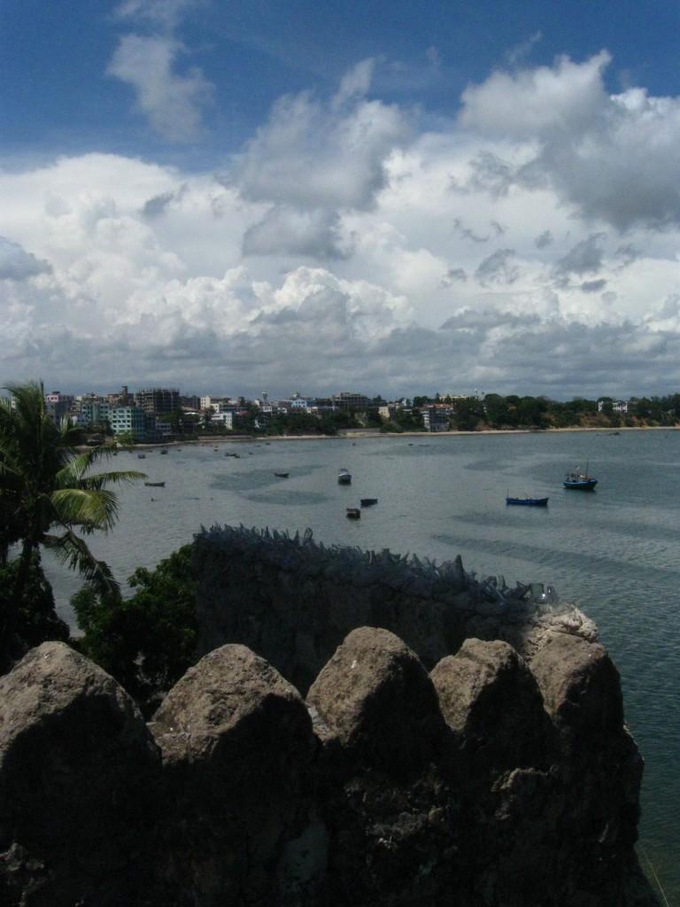 Mombasa Harbor