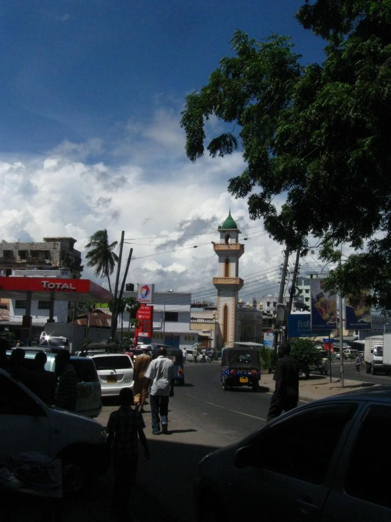 Mosque Mombasa