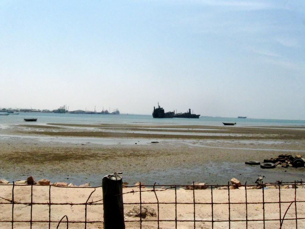 Ship Wrecks Berbera